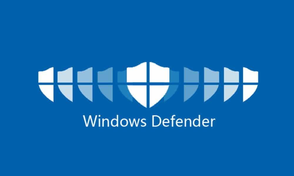 Descubra cómo Desinstalar Windows defender en windows 8.1