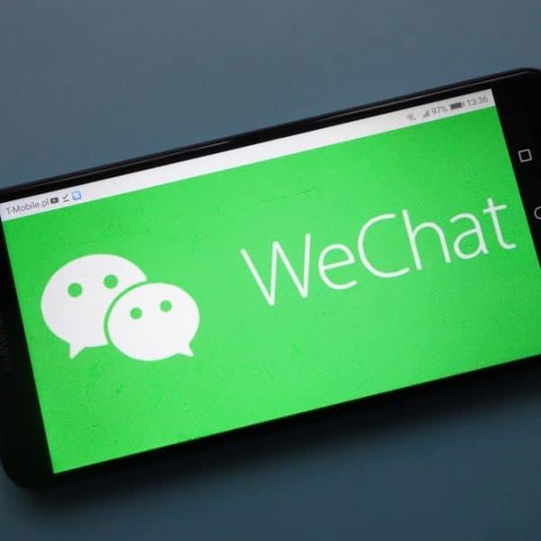 Iphone wechat ban