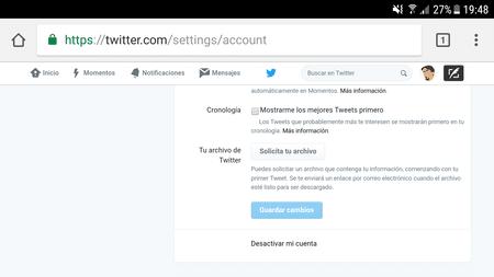 escubra como eliminar Twitter definitivamente