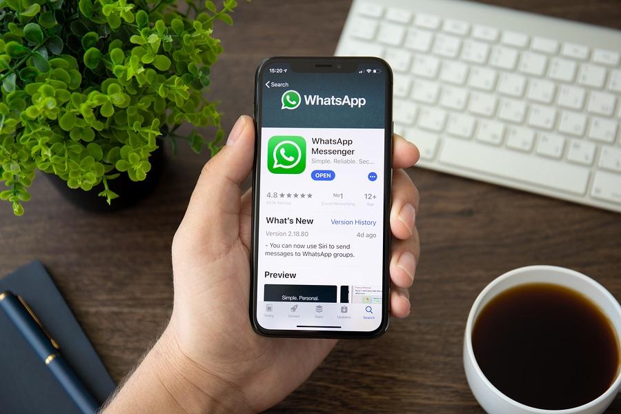vea como desinstalar whatsapp business