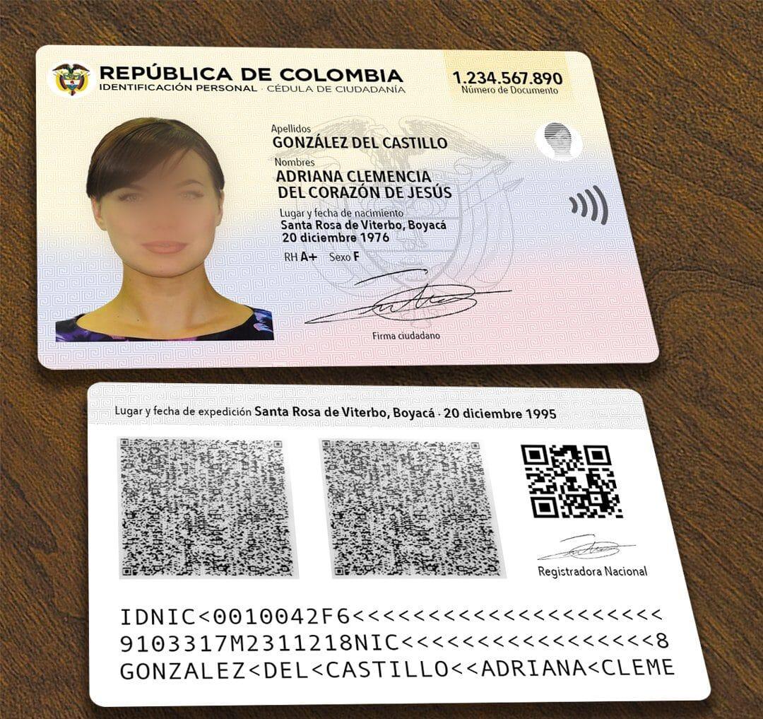 requisitos para sacar la cédula comlombiana siendo venezolano