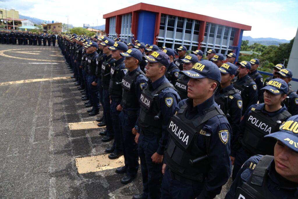requisitos para ser policía en costa rica