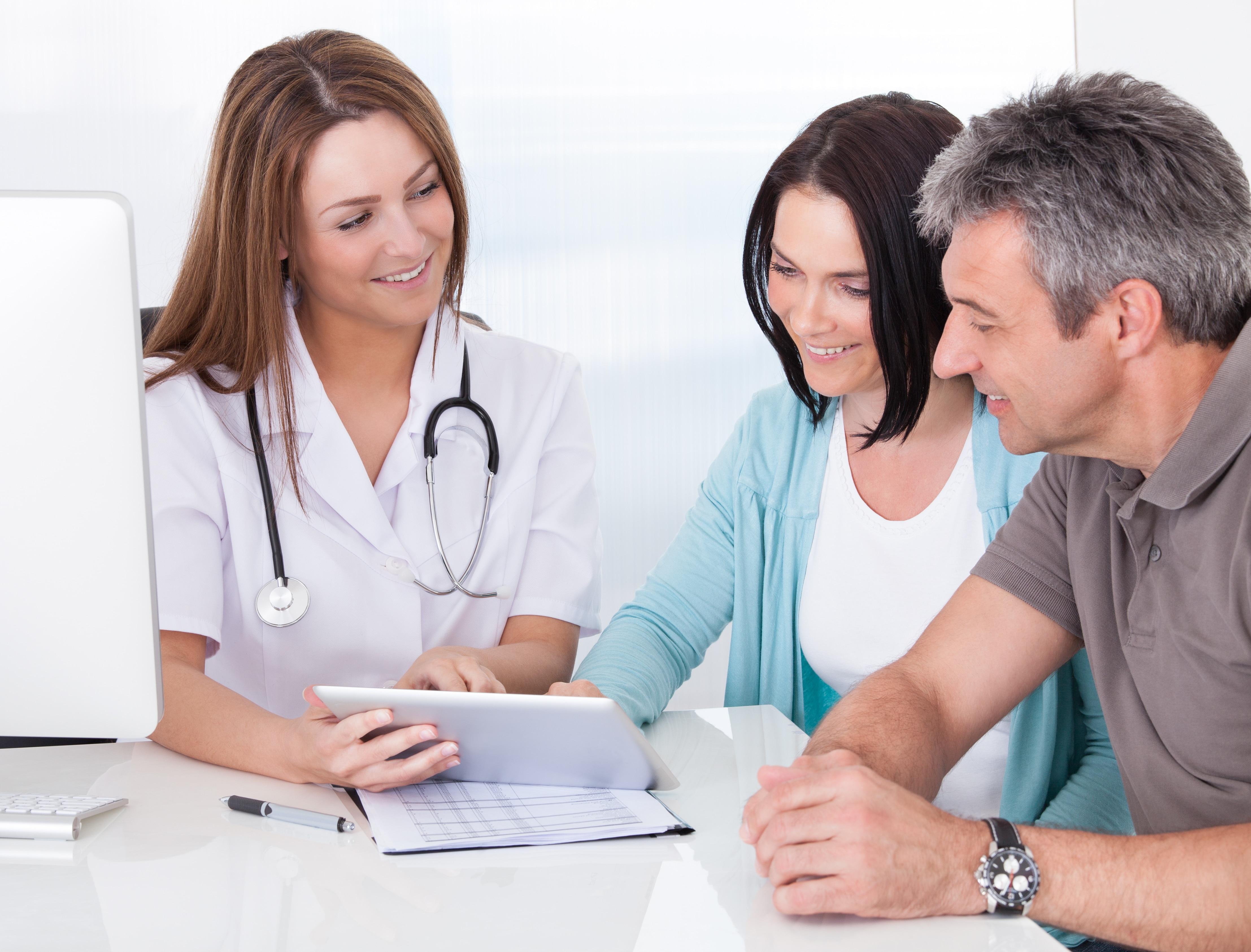 Certificado médico prenupcial