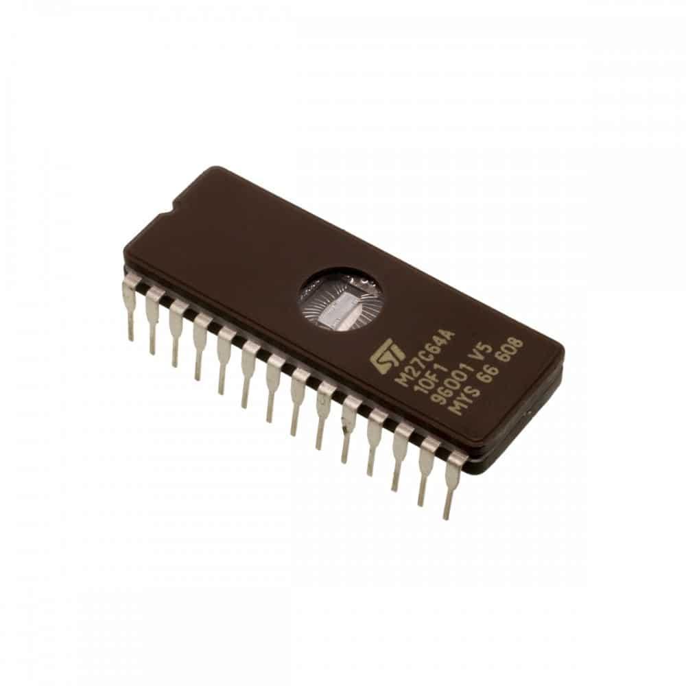 Qué es la memoria ROM