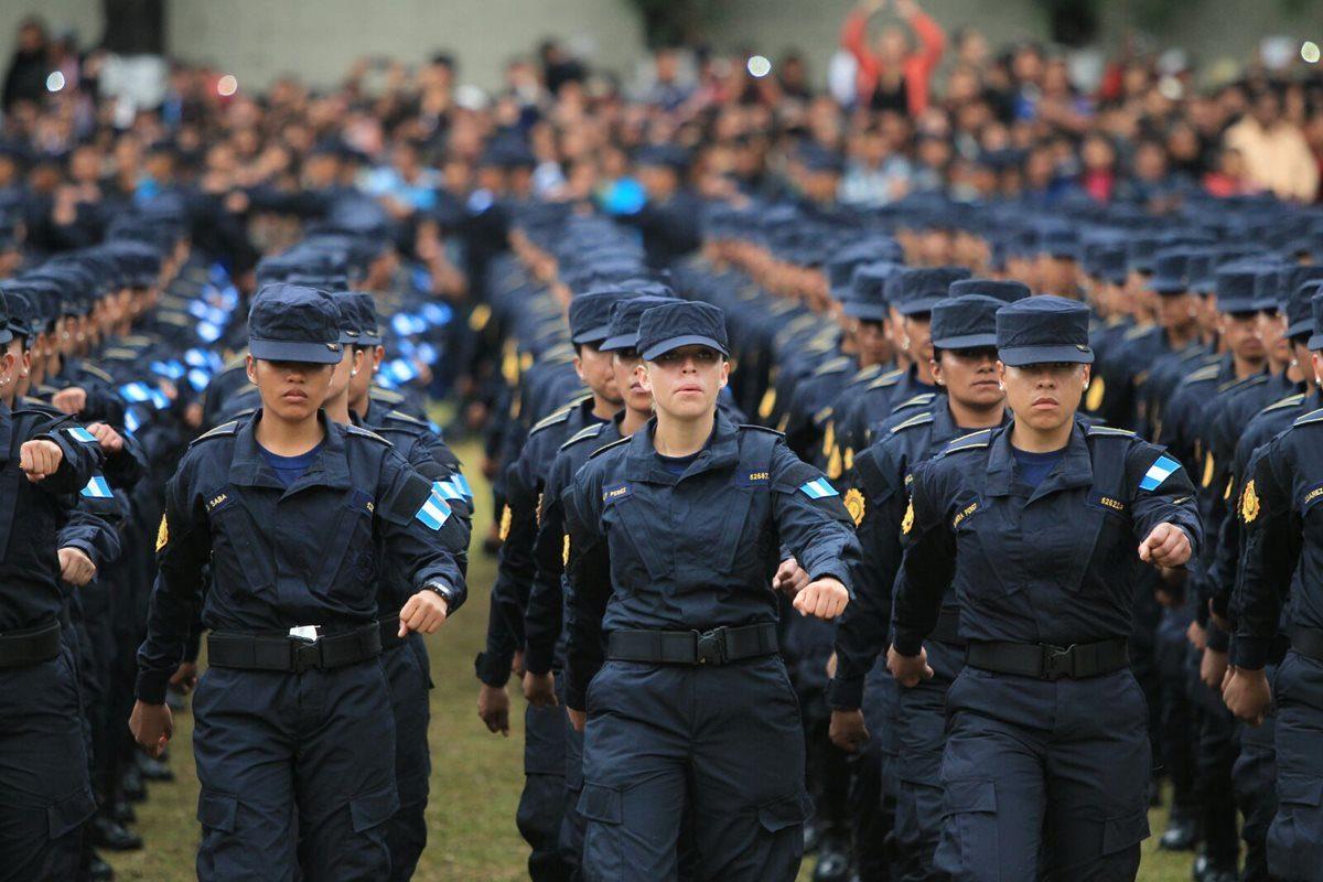 requisitos para ser policía en Guatemala1