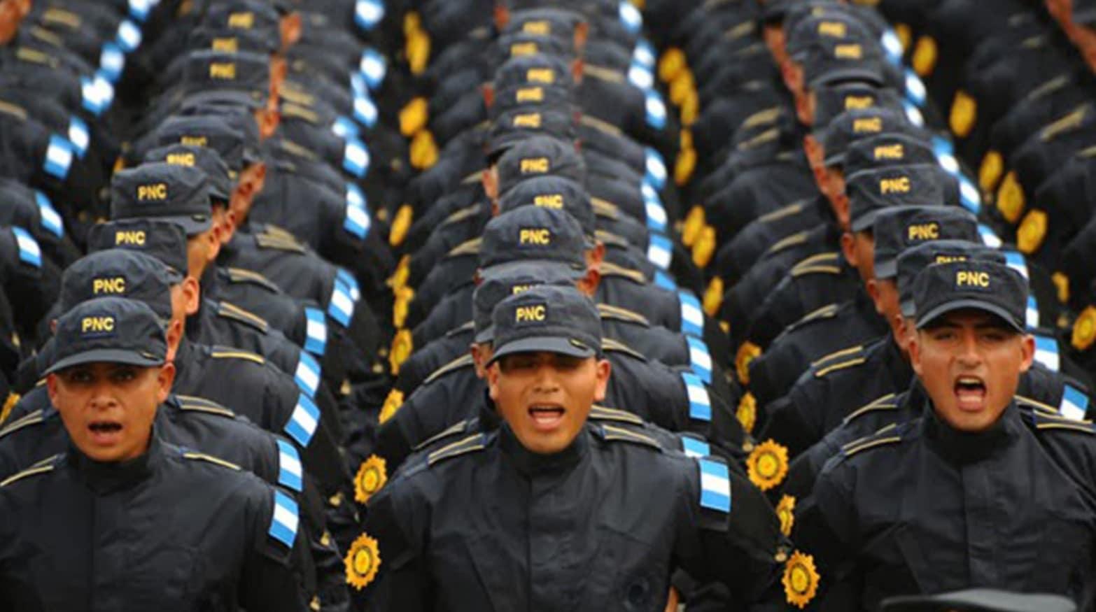 requisitos para ser policía en Guatemala