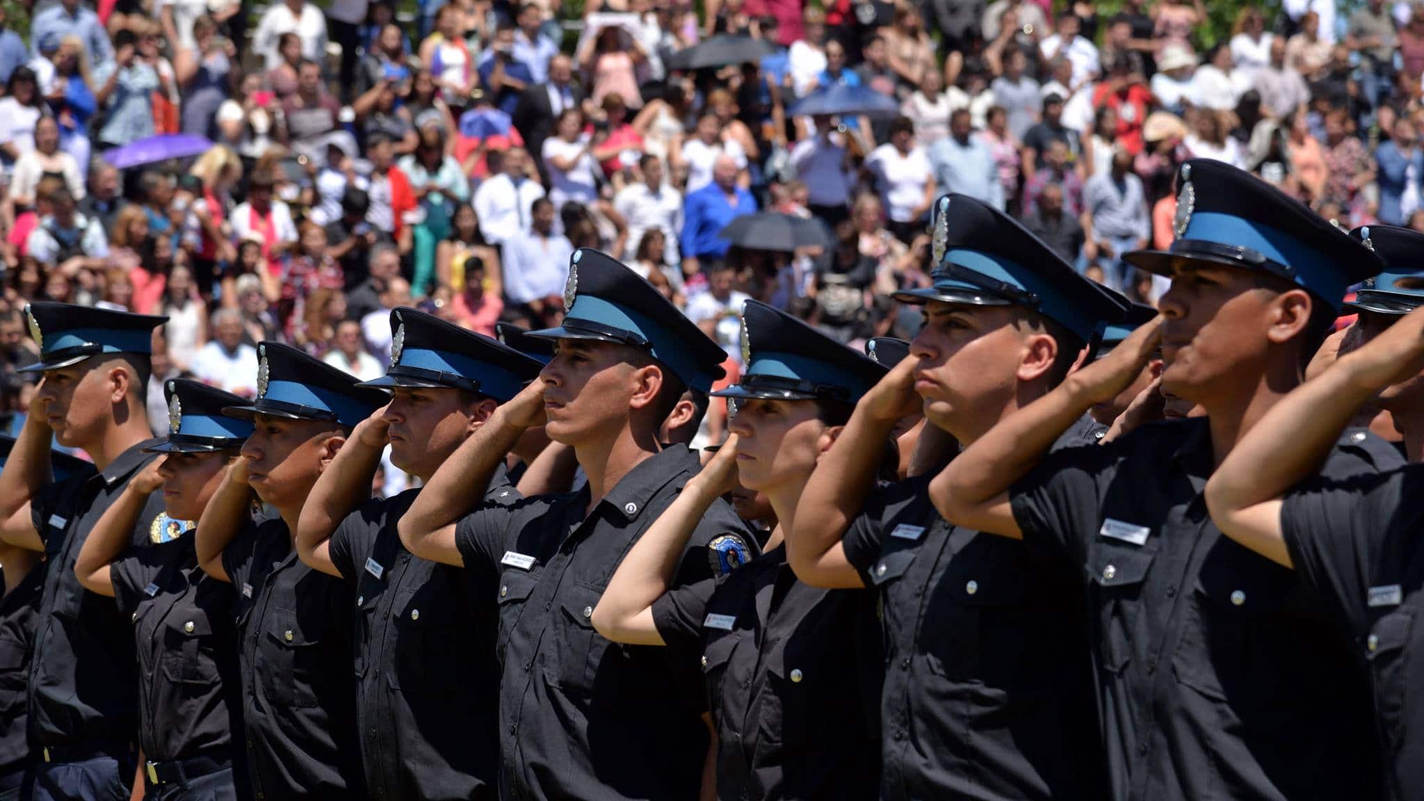 Requisitos para ser policia en Argentina