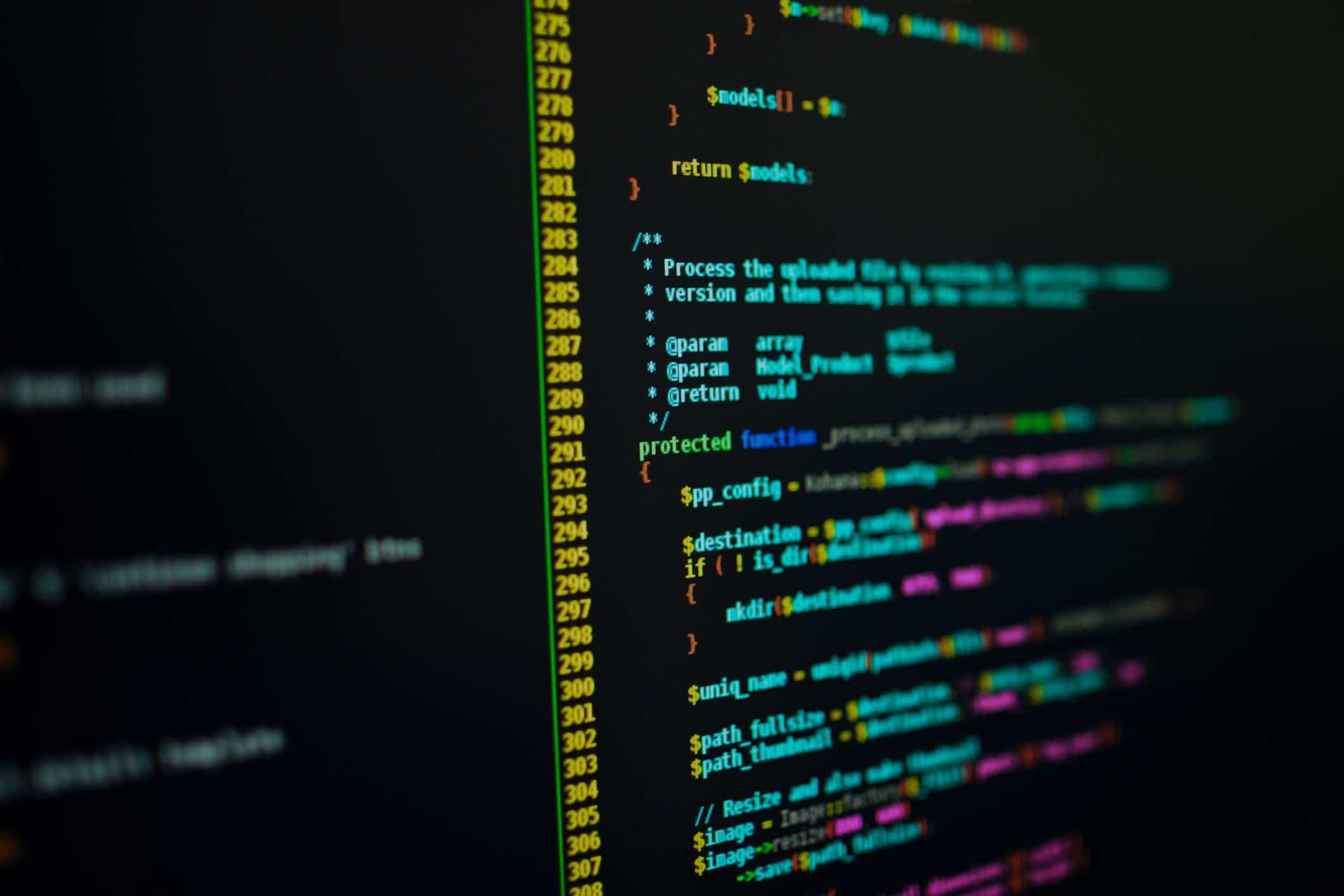 tipos de arreglos en programación