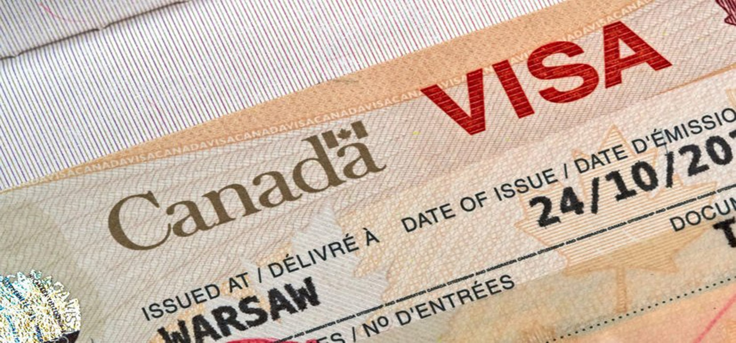 Visa canadiense