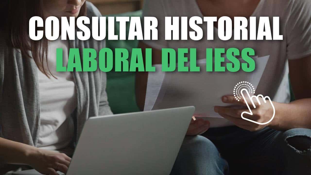 IESS historia laboral