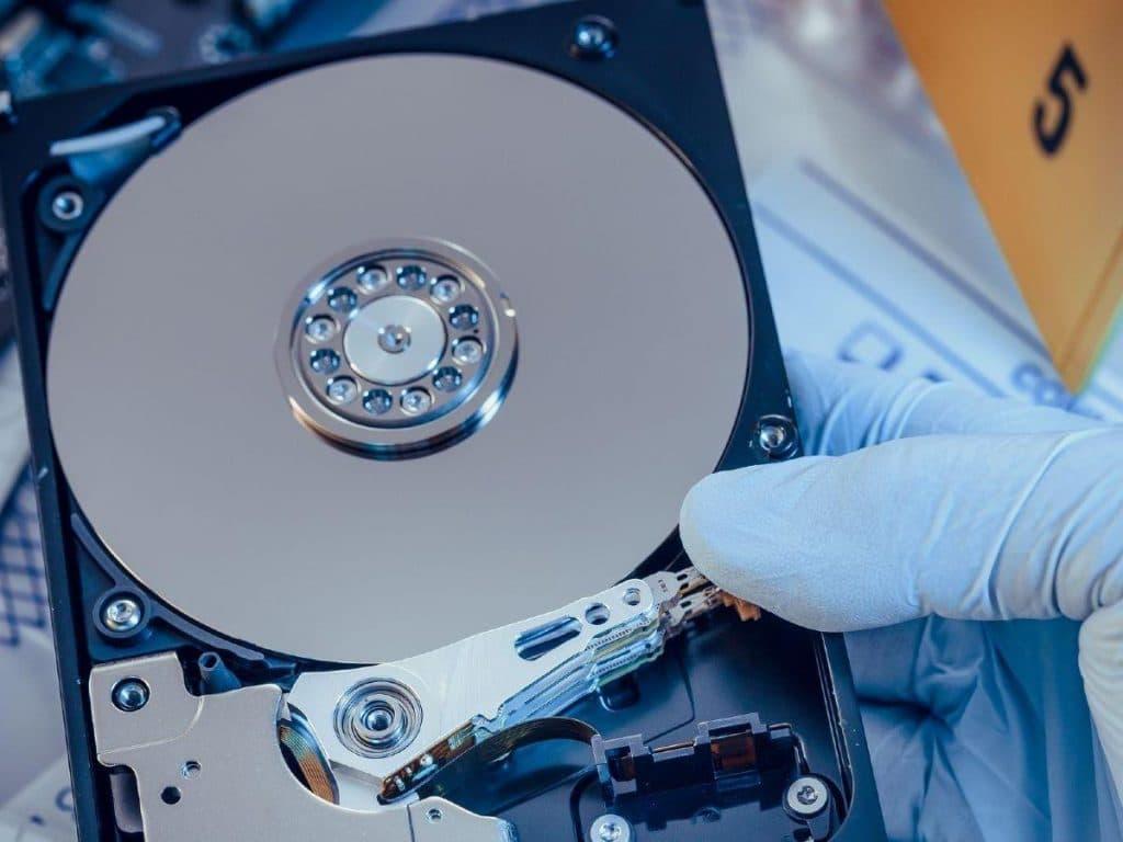 función del disco duro
