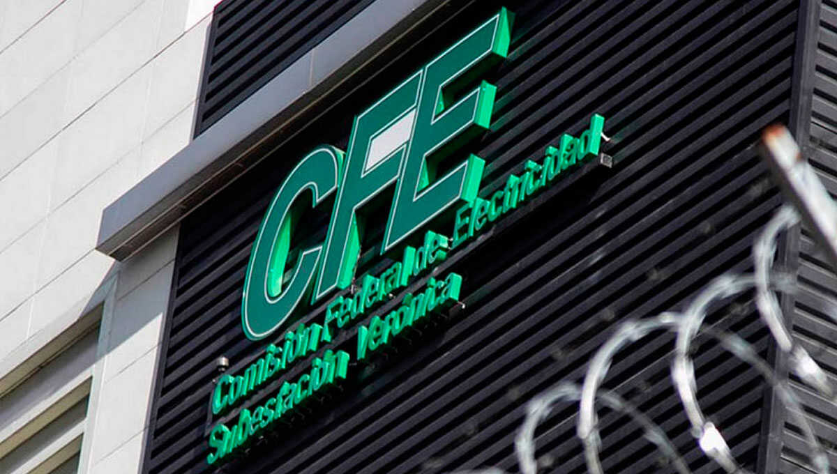 teléfono del CFE