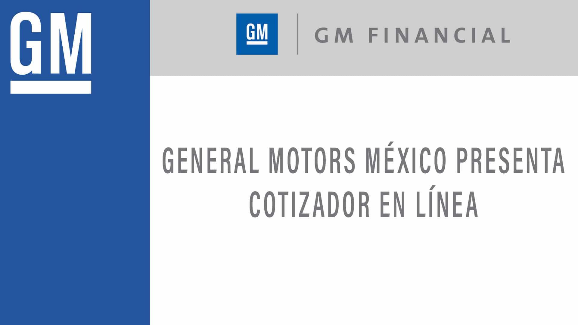 GM fianancial México