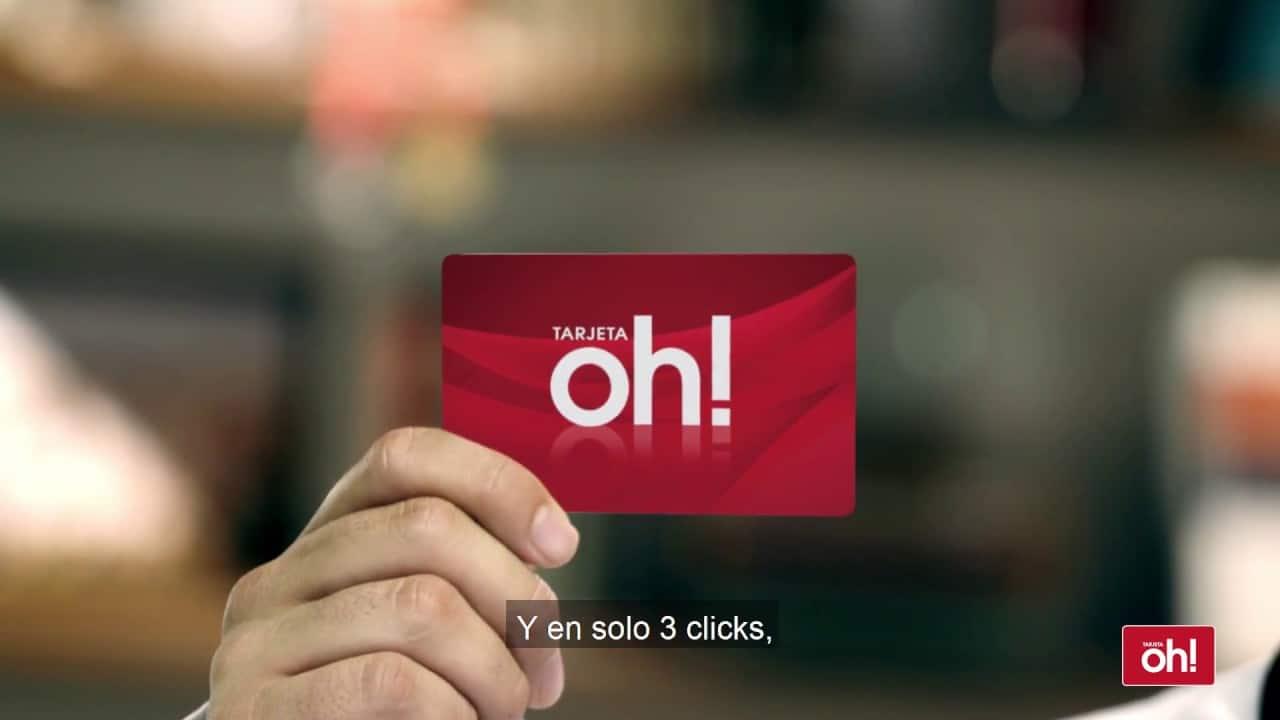 estado de cuenta de la tarjeta oh