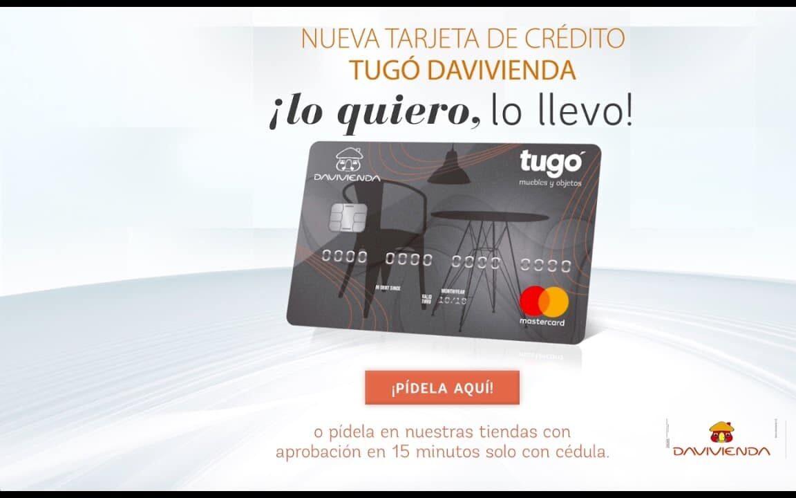 tarjeta de crédito davivienda