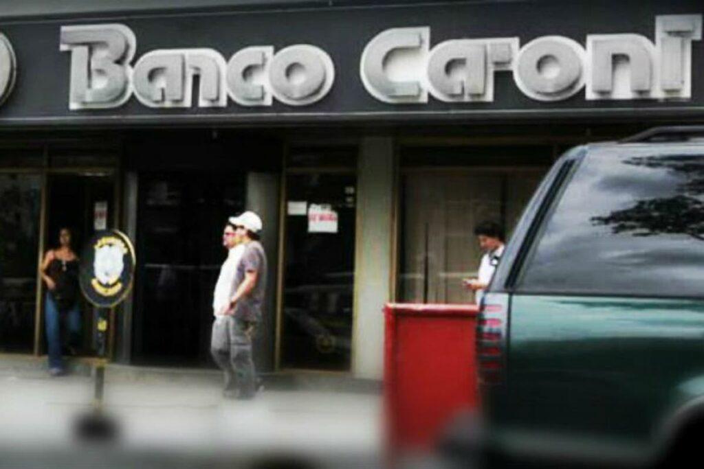 banco caroni en línea