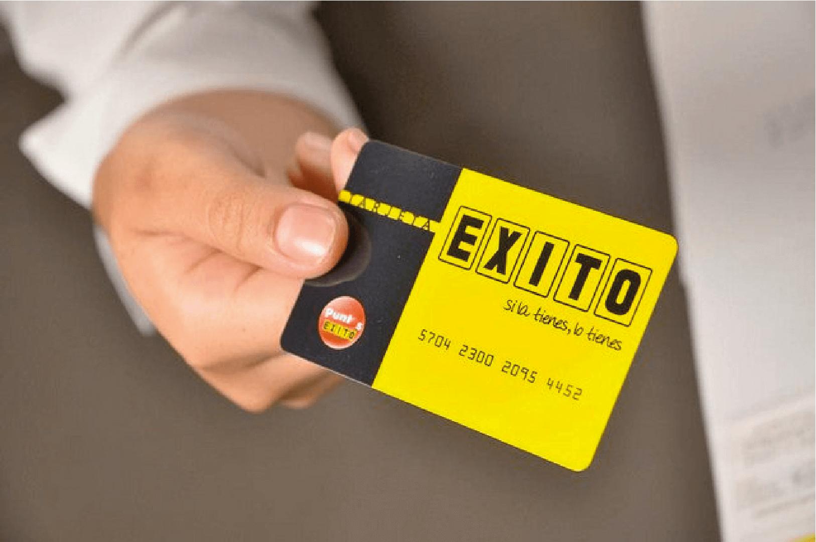 consulta tarjeta éxito