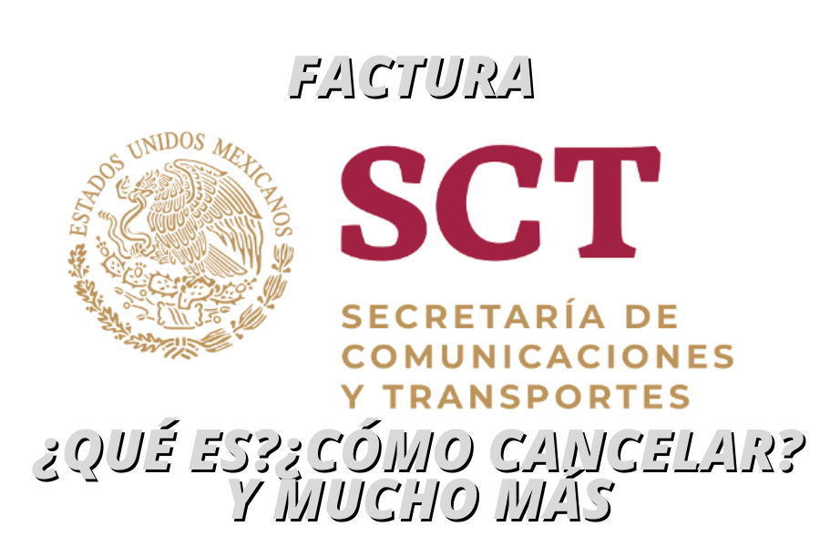 factura sct